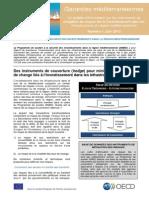 Soutien à la sécurité des investissements dans la région méditerranéenne - Newsletter Juin 2013