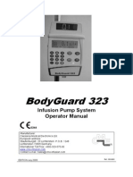 CME BodyGuard 323 - User Manual