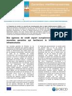 Soutien à la sécurité des investissements dans la région méditerranéenne - Newsletter octobre 2013