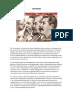 Comunismo,Socialismo e Capitalismo