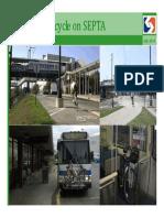 SEPTA Bike and Ride Brochure