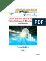 Estadistica II Ciclo-MATERIAL