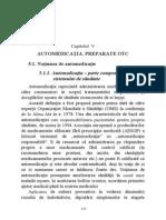 06 Capitolul v - Automedicatie