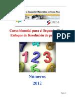 Números II Ciclo-MATERIAL