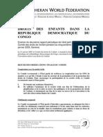 DRC CRC 50th Session (FR)