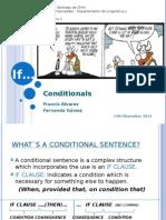Conditionals_AlvarezGomez_ Teoria Gramatical II