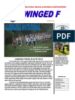 The Winged F October 2013