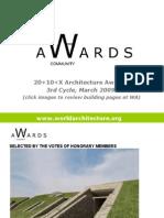 WA Awards 3rd Cycle.pps