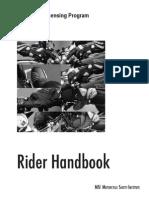 MSI - Rider Handbook