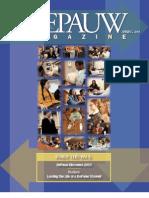 DePauw Magazine Spring 2005