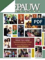 DePauw Magazine Summer 2006