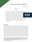 Monchai Thai Diaspora and Livelihood Strategies