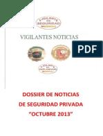 Dossier de Noticias Octubre 2013