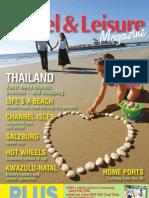 The Travel & Leisure Magazine July-Aug 2009.~PDF