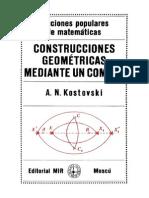 Kostovski - Construcciones Geometricas Mediante Un Compas