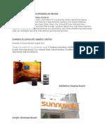 IMC Suppliers.doc