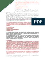 Direito Empresarial - RESOLUÇÃO DOS EXERCÍCIOS