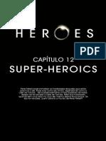 Quadrinhos 12 Super-Heroics