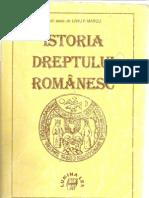 istoria dreptului romanesc Liviu P.Marcu