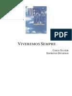 Chico Xavier - Livro 368 - Ano 1994 - Viveremos Sempre.pdf