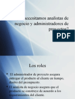 Project Manager vs Business Analyst