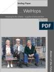 Housing for the elderly – a guide to best practice