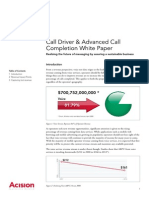 Acision Call Driver R1.0 White Paper