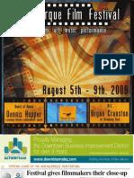 Albuquerque Film Festival 2009