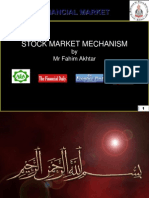stock market mechanism.ppt