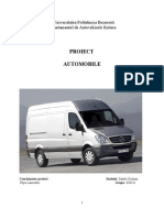 Automobile - Proiect Furgon.doc