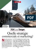 Essor Magazine TGV Casa Tanger1