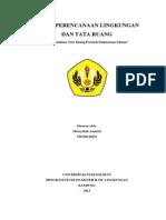 Mursyidah Amniati - TUGAS PERENCANAAN LINGKUNGAN DAN TATA RUANG.docx