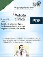 Método clínico (2) PC  Presentación TERMINADA