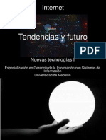 13 Internet-Tendencias y Futuro