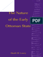 Heath W. LOWRY, The Nature of the Early Ottoman State.pdf