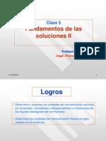 Clase 5 Fundamentos de Las Soluciones II