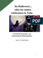 Halloween Festividad Del Inframundo