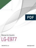 Manual LG E977