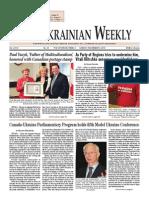 The Ukrainian Weekly 2013-44