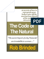 Code of the Natural Free Report