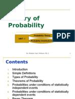 Fundamentals Probability 08072009