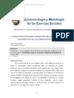 Investigacion Formacion Profesorado Didactica Ciencias Sociales