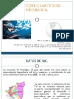 SITUACIÓN DE LAS TICS EN NICARAGUA