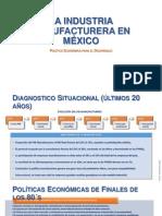 Política manufacturera E 1.2.ppsx