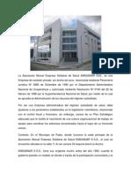 Paso 2 La Asociación Mutual Empresa Solidaria de Salud EMSSANAR ESS