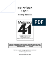 Metafisica 4 En 1 - Conny Méndez.pdf