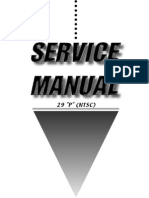 Service Manual_29 Slim TV