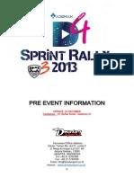 D4 sprint rally 311013.