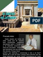 A história do Templo de Salomão em Jerusalem