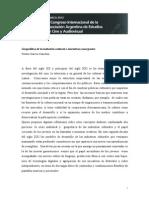 Geopolítica de la industria cultural e iniciativas emergentes - Nestor Garcia Canclini